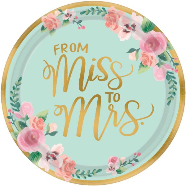 Mint To Be - Bridal Shower